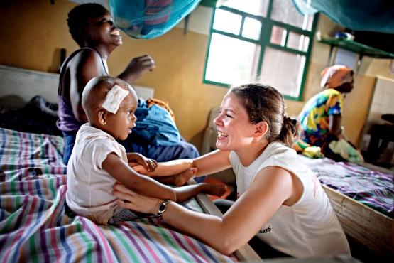 Espen Rasmussen - Sierra Leone - Maria Golding