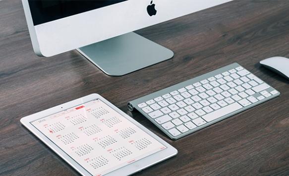 Apple calendar 600x365